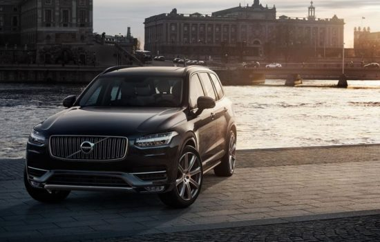 Volvo will seek to see greater sucess in the Chinese market with its new XC90 SUV. Image courtesy of Volvo.