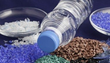 Recycled plastic polymers = Polyethylene and polypropylene are the two most common forms of plastic.