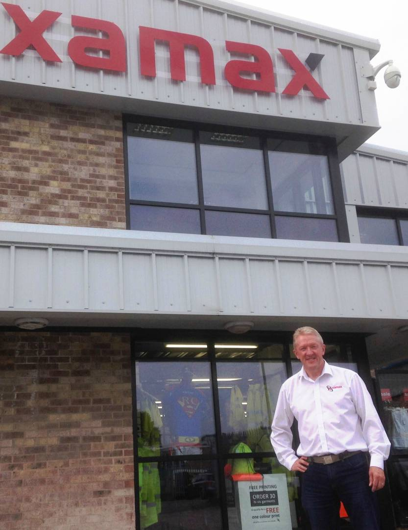 Graham Thompson, founder and managing director, Xamax.