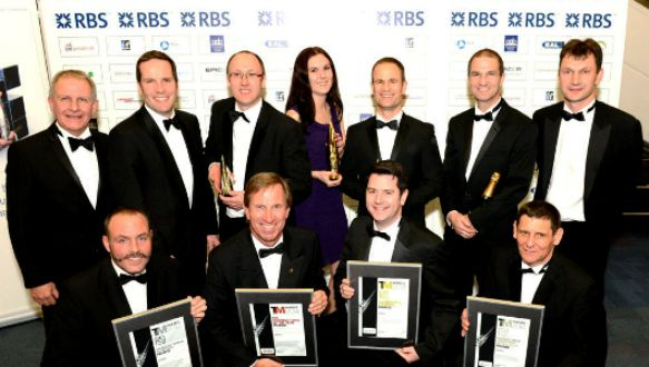 Xtrac, the overall winners of The Manufacturer of the Year Awards 2014
