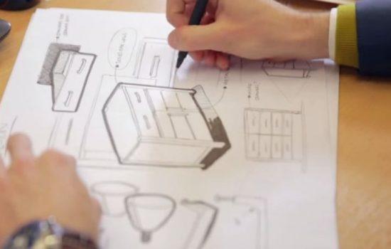 Behind the scenes at British furniture manufacturer, QFC