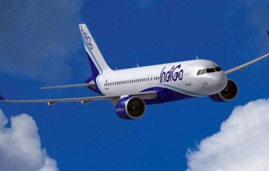 Airbus has secured its largest ever order of 250 A320neo aircraft by IndiGo. Image courtesy of Airbus.