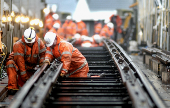 The Department for Transport announced in 2014 a £500,000 investment in the Rail Supply Group.
