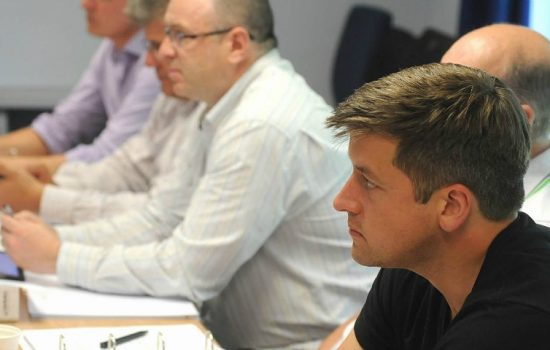 The course is designed to create Midlands' business leaders who can help bring new knowledge and benefits to their business. manufacturing leaders