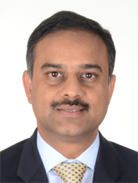 Prasad Satyavolu, head of innovation - manufacturing & logistics, Cognizant.