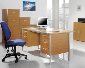 Furniture At Work™ - Value Chair and Desk
