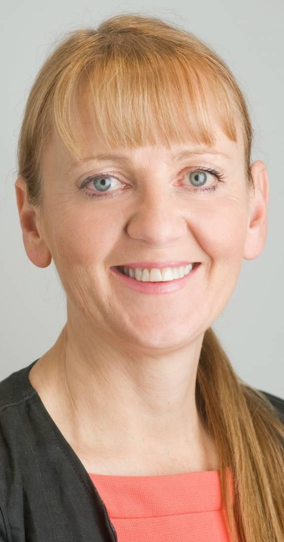 Brenda Morris, general manager UK, Kronos.