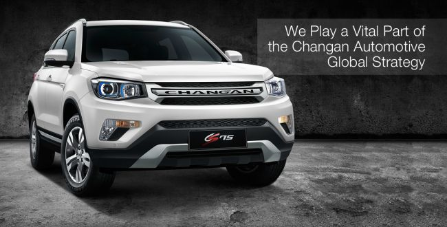 Between January and May 2015, Changan has already sold a total of 1.25m vehicles.