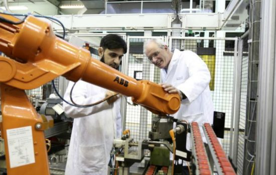 The project will look to develop new knowledge; skills; technology, and facilities to support UK industry.