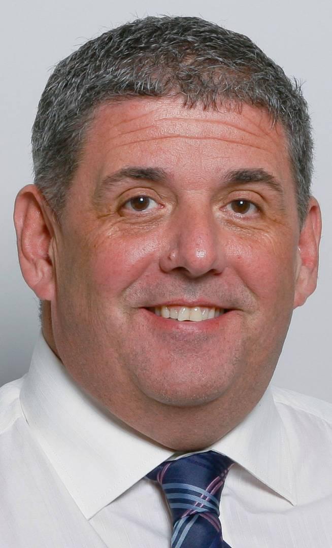 Tom Bouchier, managing direcotr, FANUC UK.