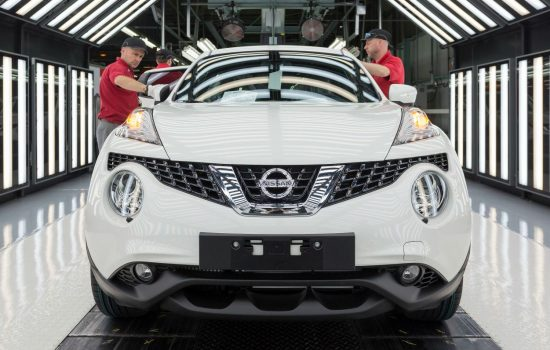 Nissan Sunderland - According Nissan, the investment is a further endorsement of the quality of output from the Sunderland plant.