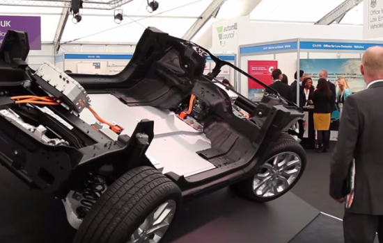 The Manufacturer visits the Cenex LCV 2015 event - image from TM video