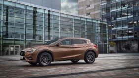 Infiniti unveiled its new Q30 vehicle at the Frankfurt Motor show and said it was designed for a new generation of buyers who are not willing to be defined by their choice of vehicle.