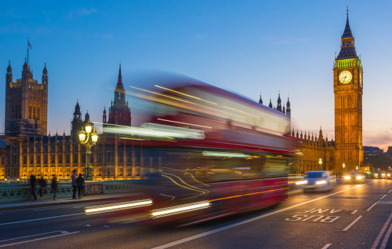 Westminster, London - image courtesy of DFC
