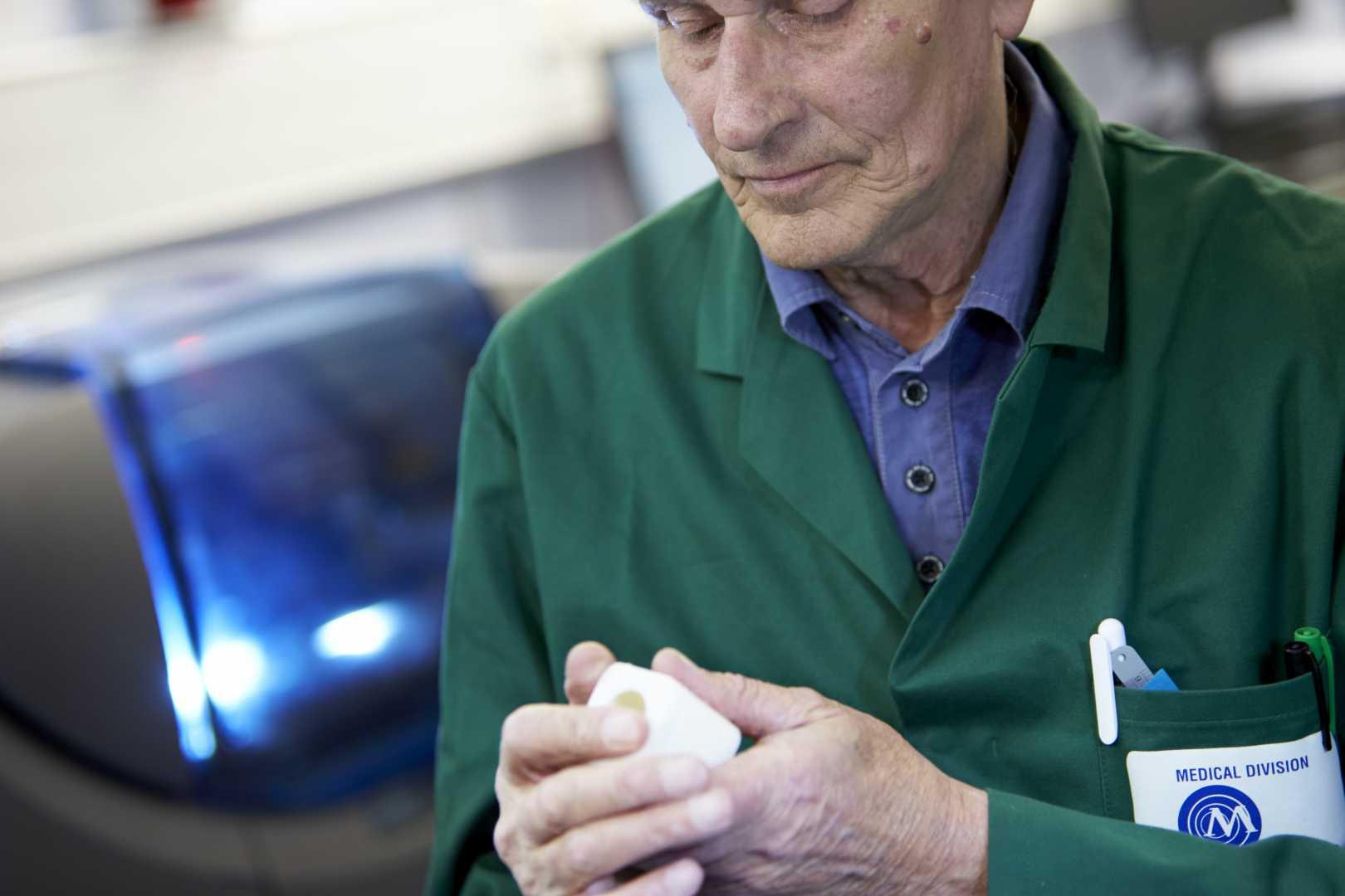 Owen Mumford: Behind the scenes: R&D in medical device design 2
