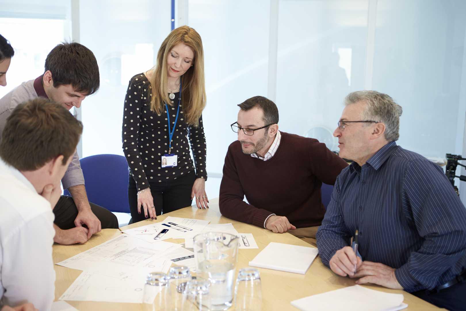 Owen Mumford: Behind the scenes: R&D in medical device design 1