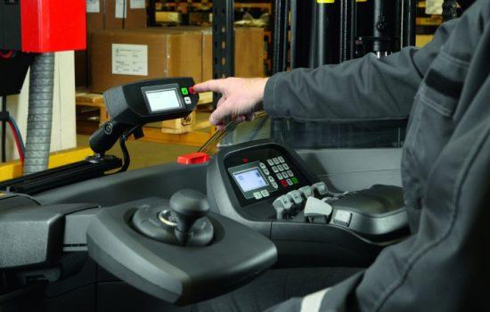 Toyota Material Handling UK I_Site Forklift Pre-operator checks