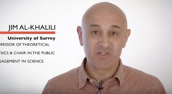 Hay Levels - University of Surrey Jim Al Khalili