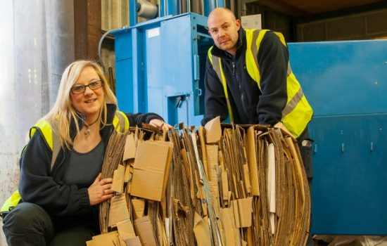 Airedale Chemical given award for their 'Zero to Landfill' work.
