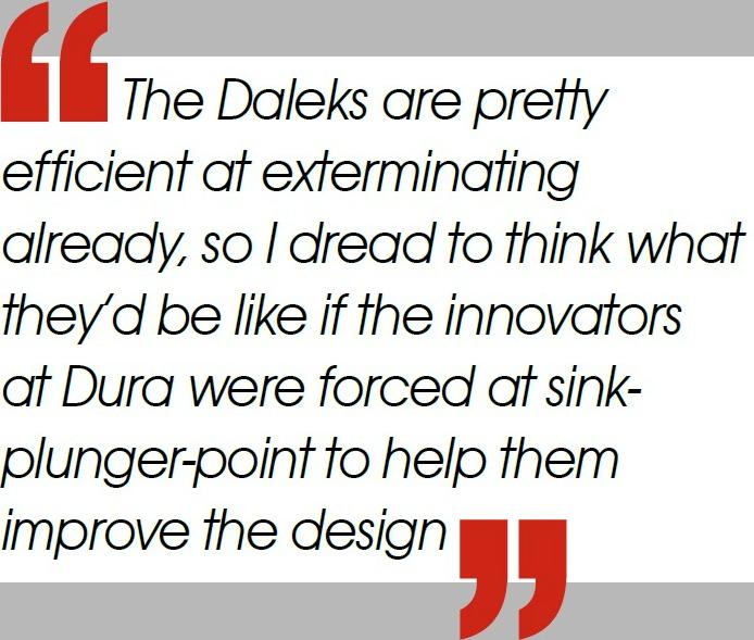 Dura Manufacturing - Daleks PQ