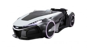 Mitsubishi Electric Introduces EMIRAI 3 xDAS Assisted-driving Concept Car - image courtesy of Mitsubishi Electric