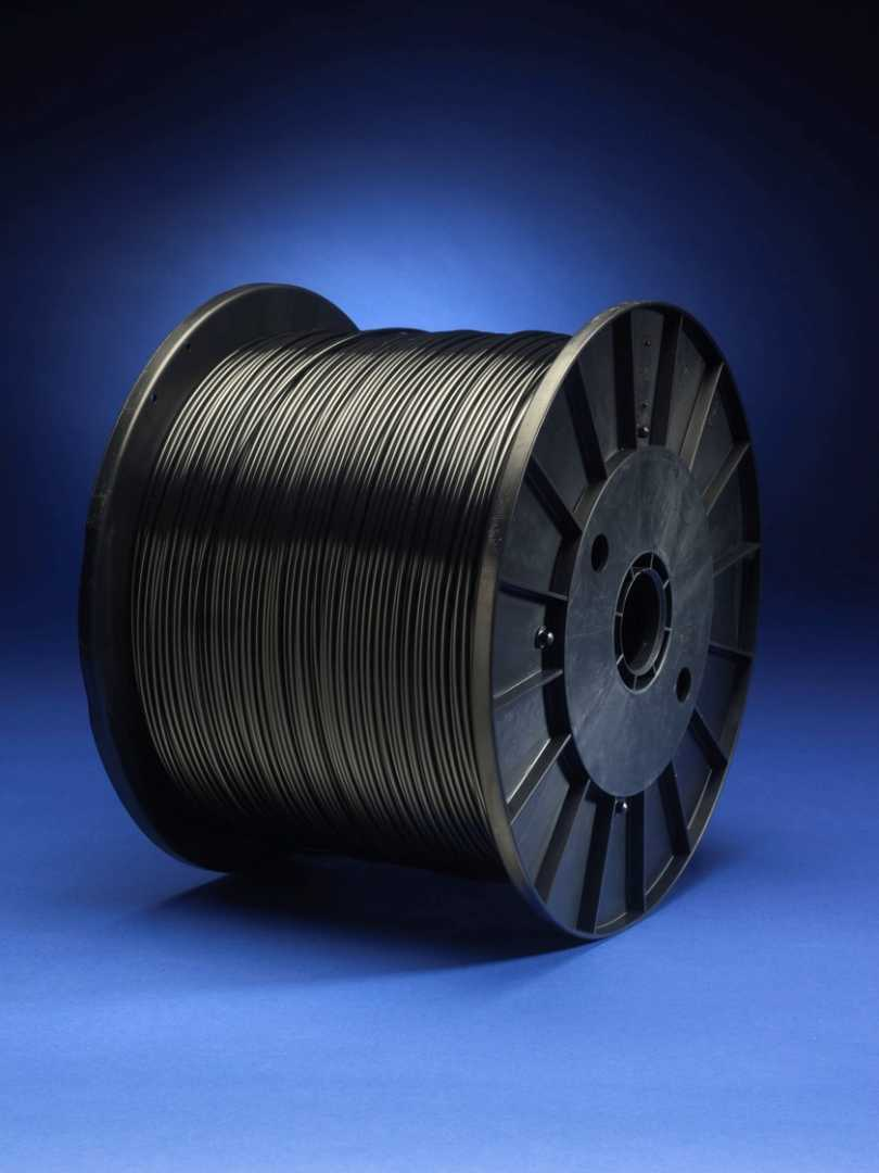 DR Baling has developed a green alternative to steel wire, PlasLOC