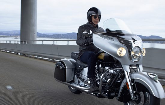 The Indian Roadmaster - image courtesy of Business Wire