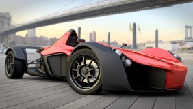 The Mono sportscar produced by specialist automotive manufacturer, BAC.