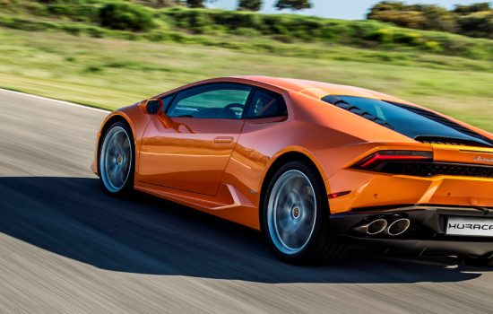 The Lamborghini Huracan LP 610-4 MY 2016 - image courtesy of Lamborghini