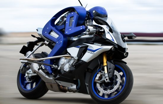 The Yamaha Motobot is set to challenge Valentino Rossi for motorcycle racing supremacy, at least Yamaha wants to
