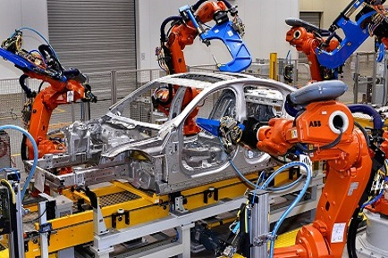 ABB robot 1 rs