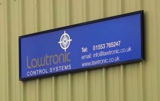Lawtronic Ltd Exterior Sign