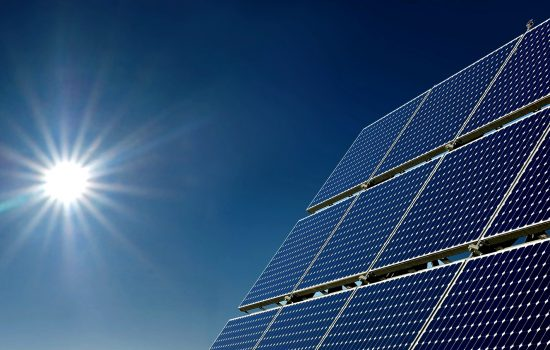 Solar energy is set to become the world's most efficient energy source.
