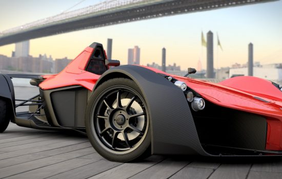 The BAC Mono - image couretsy of BAC