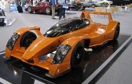 The Caparo F-1 will likely be cancelled following Caparo's bankruptcy and its CEO's death. Image courtesy of Wikipedia Commons.