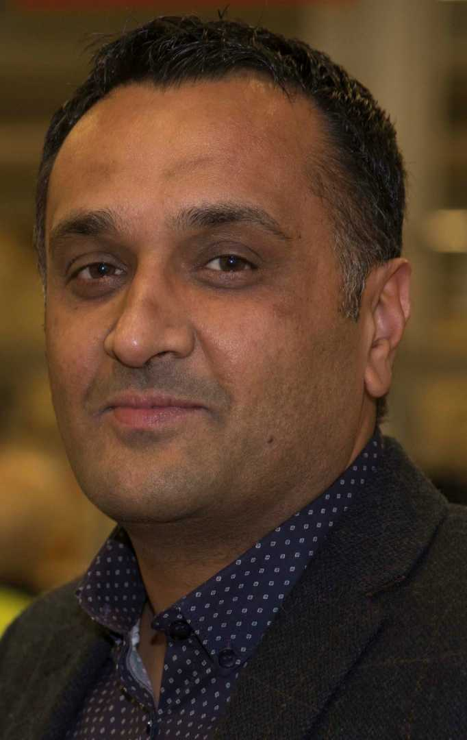 Jarn Gill, head of corporate sales at RS Components.