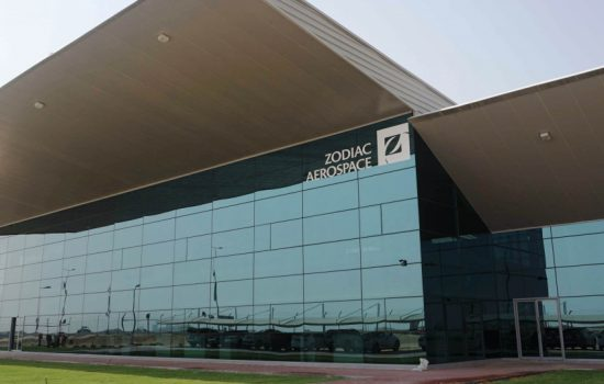 Zodiac Aerospace will inaugurate a new facility 'Zodiac Aerospace Services Middle East' on November 9, 2015 during the Dubai Airshow - image courtesy of Zodiac Aerospace.