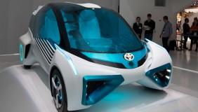 Toyota FCV Plus (concept)