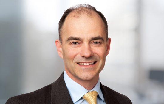 Rolls-Royce CEO, Warren East - image courtesy of Rolls-Royce