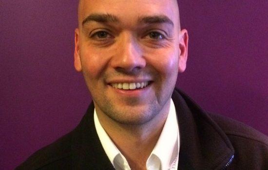 Damien Montagne, European sales manager, Loadhog Ltd.