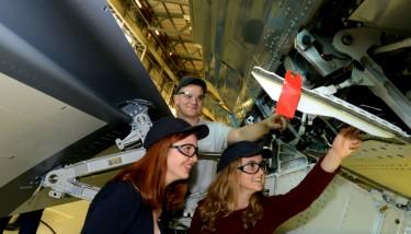 Aerospace apprentices