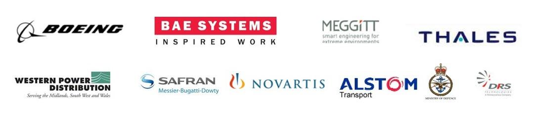 Cranfield's IVHM Centre - Major Partners