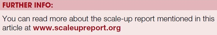 Innovate UK Scale-Up Report Linl