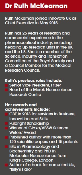 Dr Ruth McKearnan - Biography