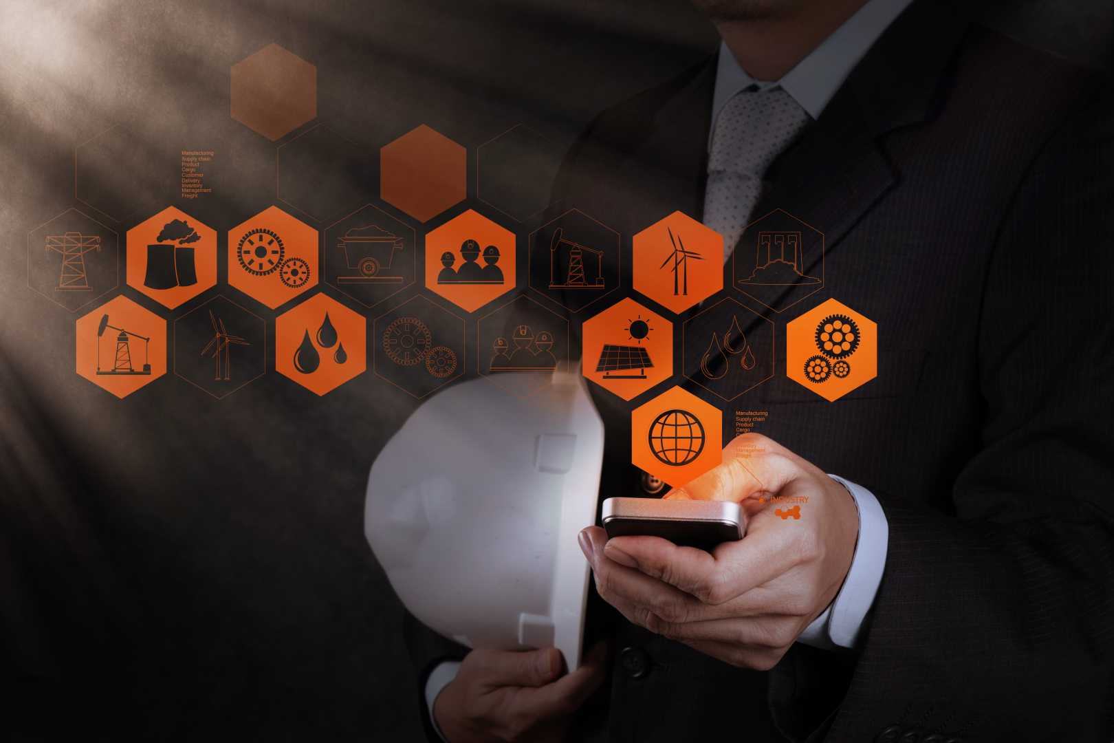 Connected Technologies Mobile Industry 4.0