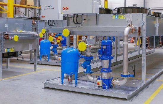 Transtherm Fan Hydrodynamic Coolers