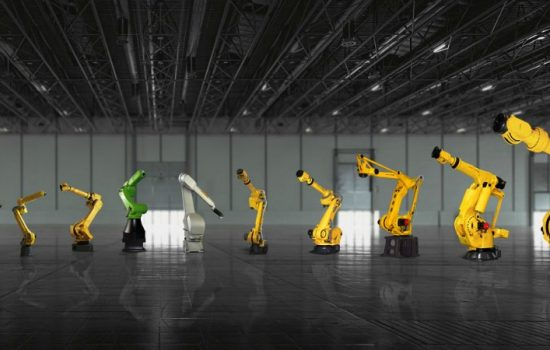 Automation - FANUC Industrial Robot Range