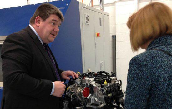CROP-Innovate UK AME visit