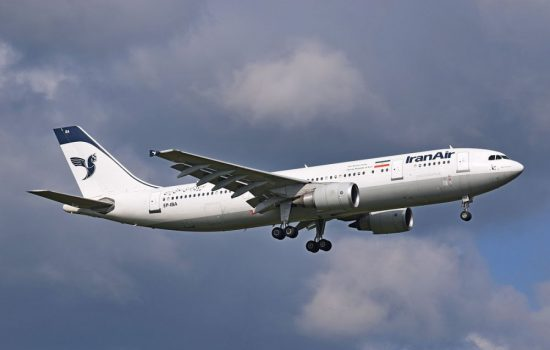 Iran Air is reportedly set to receive the first of the Airbus jets. Image courtesy of Wikipedia Commons
