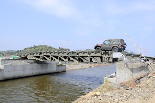 WFEL has been designing and manufacturing tactical military bridges in Stockport since the 1970s.